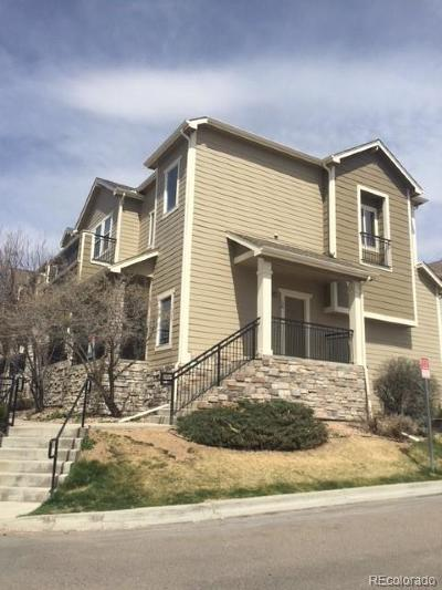 Commerce City Condo/Townhouse Under Contract: 11250 Florence Street #12G