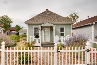 Englewood Single Family Home Under Contract: 4107 South Acoma Street
