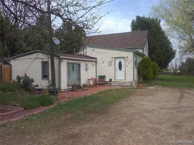 Arvada Single Family Home Active: 7777 Indiana Street