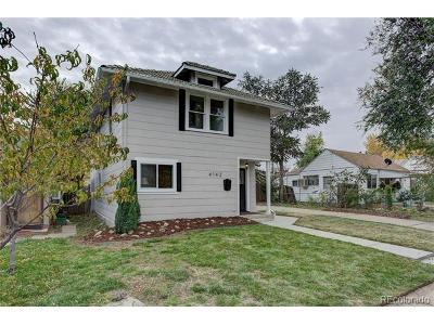 Denver CO Single Family Home Active: $565,000