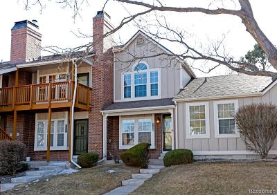 Littleton Condo/Townhouse Under Contract: 9705 West Chatfield Avenue #G