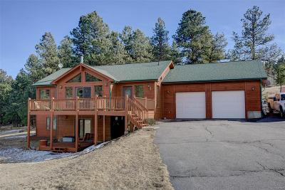 Park County Single Family Home Under Contract: 476 Bluebird Drive