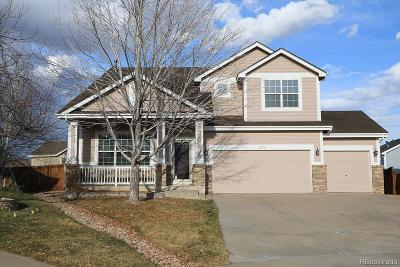 Highlands Ranch Single Family Home Under Contract: 10295 Willowbridge Court