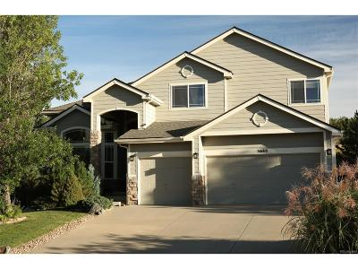 Castle Pines CO Single Family Home Active: $659,000