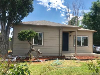 Denver Single Family Home Active: 3180 West Jewell Avenue