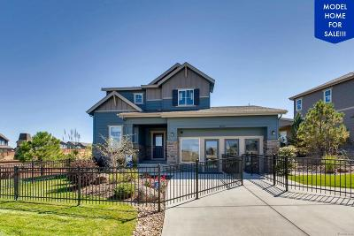Aurora Single Family Home Active: 24594 East Mineral Drive