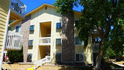 Aurora Condo/Townhouse Active: 12514 East Cornell Avenue #304
