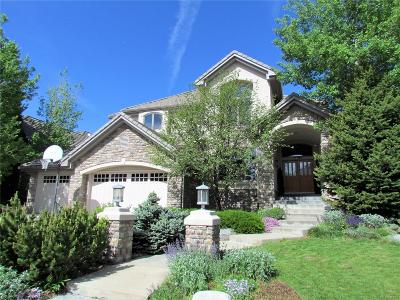 Lone Tree CO Single Family Home Active: $1,150,000