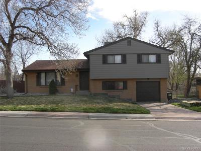 Centennial Single Family Home Active: 8342 East Briarwood Boulevard