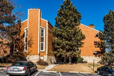 Aurora Condo/Townhouse Under Contract: 4294 South Salida Way #11