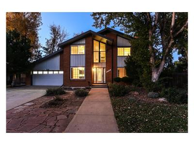 Aurora Single Family Home Active: 11781 East Yale Way