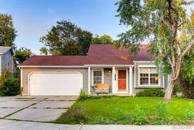 Louisville Single Family Home Under Contract: 226 Dahlia Drive