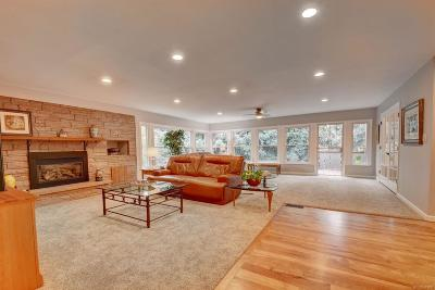 Denver Single Family Home Under Contract: 5325 West Princeton Drive