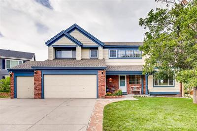 Highlands Ranch Single Family Home Active: 9205 Madras Court