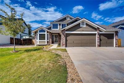 Arvada Single Family Home Active: 5803 Pomona Drive
