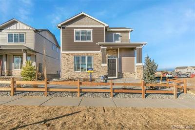 Parker Single Family Home Active: 6745 Longpark Drive
