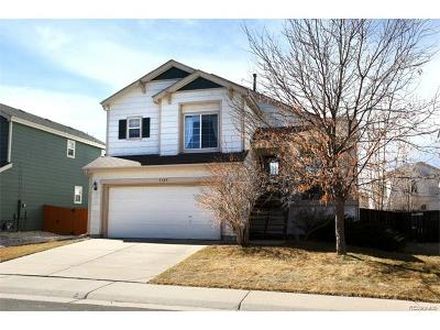 Single Family Home Sold: 5189 South Malta Way