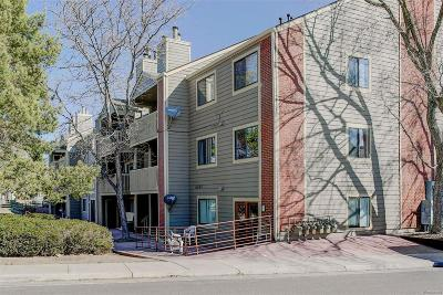 Arvada Condo/Townhouse Under Contract: 6380 Oak Street #204