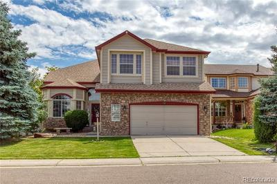 Highlands Ranch Single Family Home Active: 34 Burgundy Court