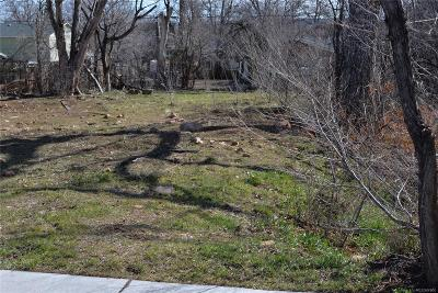 Boulder Residential Lots & Land Active: 756 18th Street