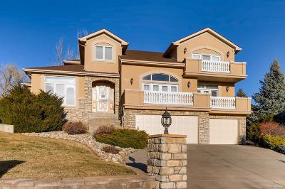 Arvada Single Family Home Active: 7526 Routt Lane