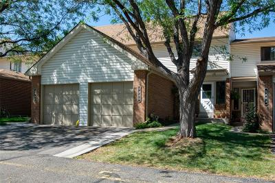 Lafayette Condo/Townhouse Under Contract: 1505 Sidon Circle #150
