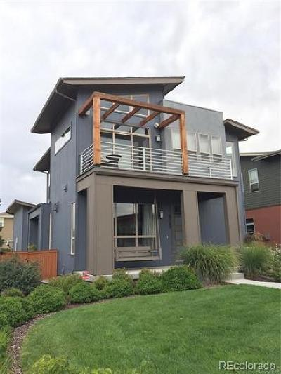 Denver Rental Active: 8263 East 29th Place
