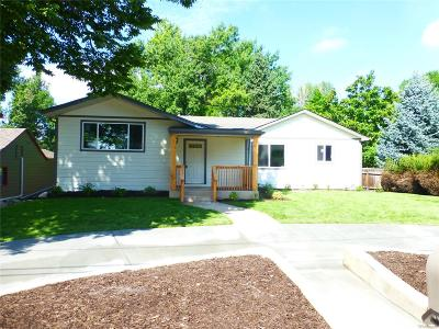 Lakewood Single Family Home Under Contract: 2395 Garrison Street