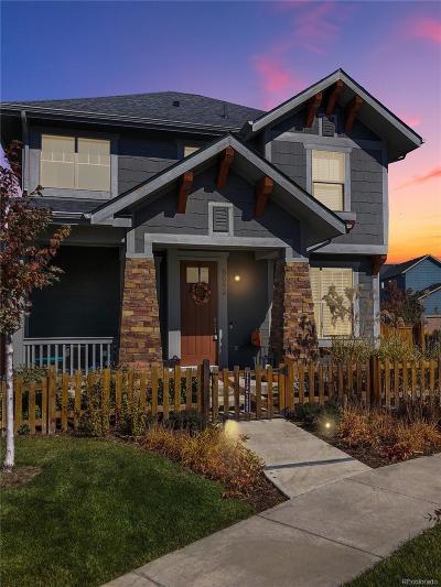 Denver Single Family Home Under Contract: 5092 Trenton Street