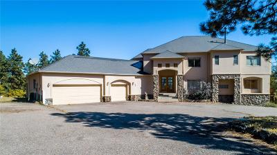 Littleton Single Family Home Active: 11880 Antler Trail