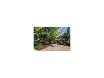 Centennial Single Family Home Under Contract: 6384 South Pontiac Court