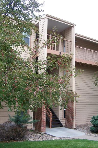 Denver Condo/Townhouse Active: 3141 South Tamarac Drive #E105