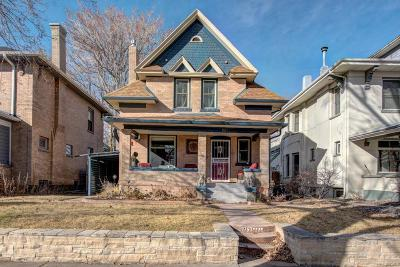 Denver Single Family Home Under Contract: 2211 Race Street