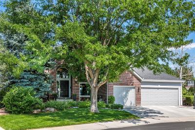 Highlands Ranch Single Family Home Active: 10066 Stratford Place