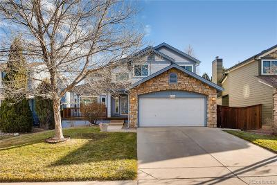 Highlands Ranch Single Family Home Under Contract: 9254 Buttonhill Court