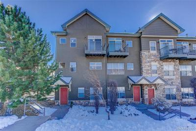Aurora Condo/Townhouse Active: 18767 East Yale Circle #A