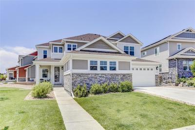 Loveland Single Family Home Under Contract: 2451 Buffalo Mountain Court