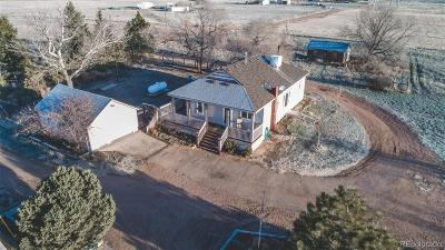 Pierce Single Family Home Under Contract: 44708 County Road 27