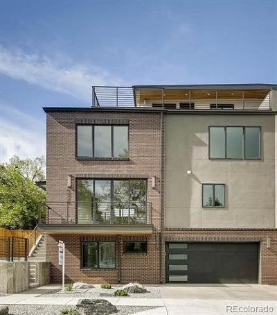 Denver Condo/Townhouse Active: 3245 West 30th Avenue
