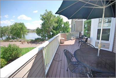Littleton Condo/Townhouse Under Contract: 8272 South Peninsula Drive