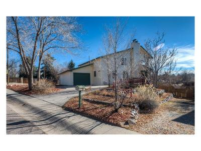 Littleton Single Family Home Under Contract: 2408 West Euclid Avenue