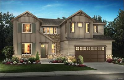 Aurora, Denver Single Family Home Active: 7958 South Jackson Gap Street