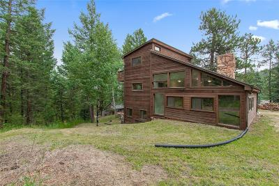 Evergreen Single Family Home Under Contract: 26986 Fern Gulch Road