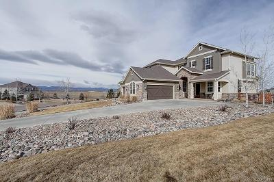 Broomfield Single Family Home Under Contract: 14974 Silver Feather Circle