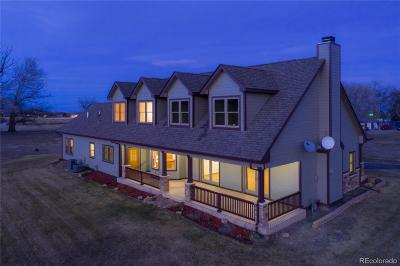 Loveland Single Family Home Under Contract: 4269 Lonetree Drive
