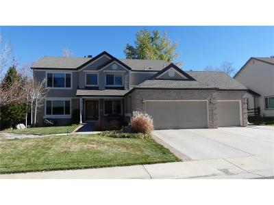 Littleton Single Family Home Under Contract: 8222 South Balsam Court