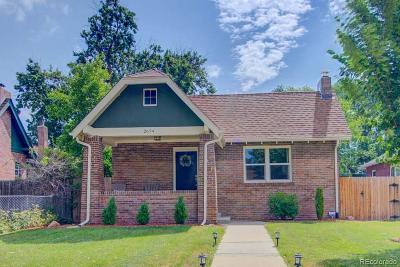 Single Family Home Active: 2674 Fairfax Street