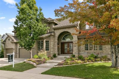 Single Family Home Active: 9582 East Maplewood Circle