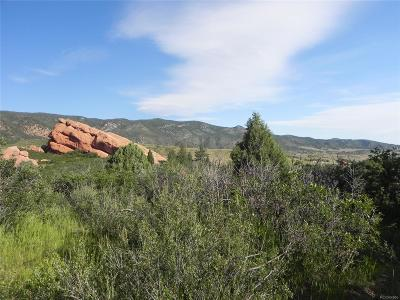 Larkspur CO Residential Lots & Land Active: $54,900