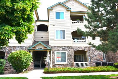 Littleton Condo/Townhouse Under Contract: 9691 West Coco Circle #104